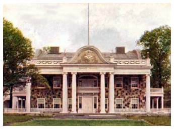 Tribute to the 1904 World's Fair at Hearthside House