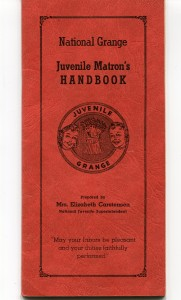 National Grange-Junior Matrons Handbook1-1946