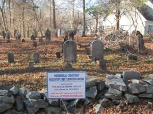 Dexter Rock Cemetery -Dan Bethel