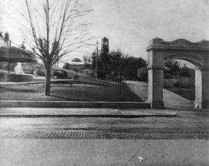 Jenks Park, about 1907